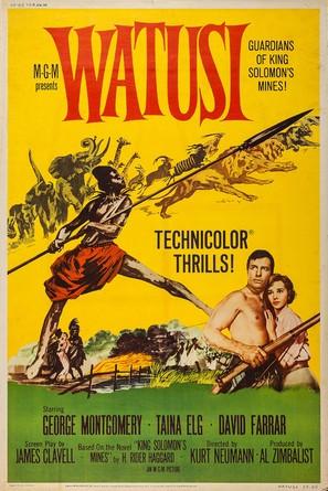 Watusi - Movie Poster (thumbnail)