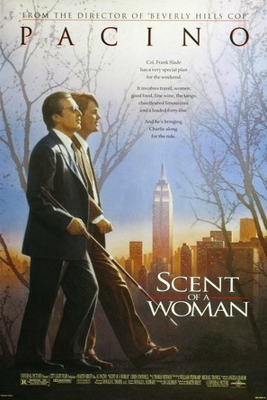 Scent of a Woman - Movie Poster (thumbnail)
