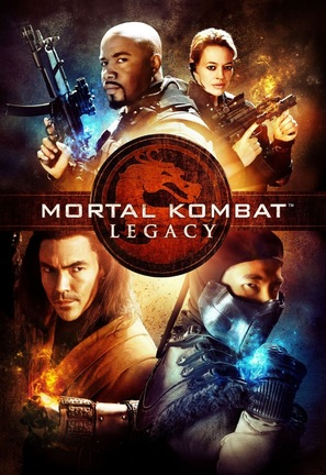 """Mortal Kombat: Legacy"" - Movie Poster (thumbnail)"