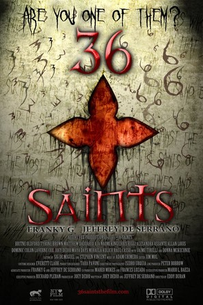 36 Saints - Movie Poster (thumbnail)