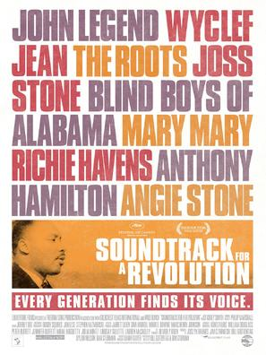 Soundtrack for a Revolution - Movie Poster (thumbnail)