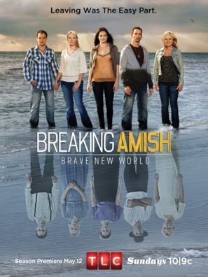 """Breaking Amish"" - Movie Poster (thumbnail)"