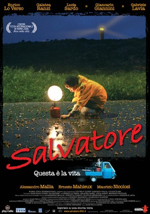 Salvatore - Questa è la vita - Italian Movie Poster (thumbnail)