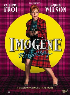 Imogène - French Movie Poster (thumbnail)