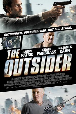 The Outsider - Movie Poster (thumbnail)