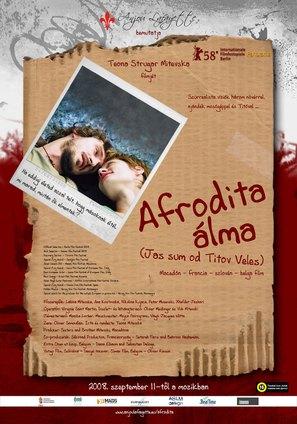 Jas sum od Titov Veles - Hungarian Movie Poster (thumbnail)