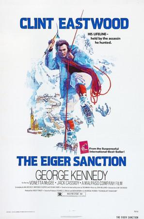 The Eiger Sanction - Movie Poster (thumbnail)