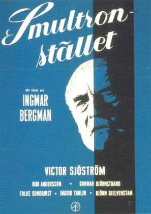 Smultronstället - Swedish Movie Poster (thumbnail)