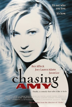 Chasing Amy - Movie Poster (thumbnail)