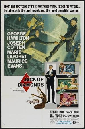 Jack of Diamonds - Movie Poster (thumbnail)
