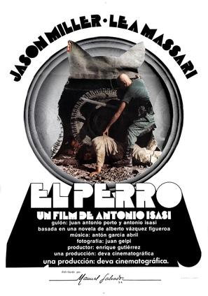 El perro - Spanish Movie Poster (thumbnail)