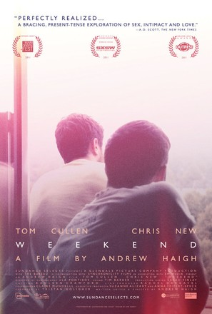 Weekend - Movie Poster (thumbnail)