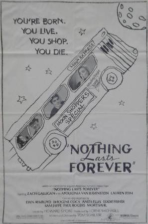 Nothing Lasts Forever - Movie Poster (thumbnail)