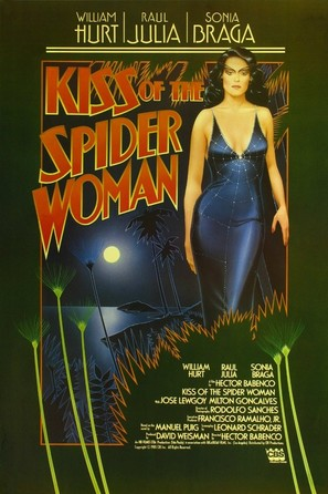 Kiss of the Spider Woman - Movie Poster (thumbnail)