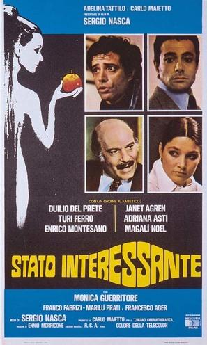 Stato interessante - Italian Movie Poster (thumbnail)