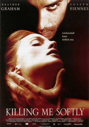 Killing Me Softly - German Movie Poster (thumbnail)