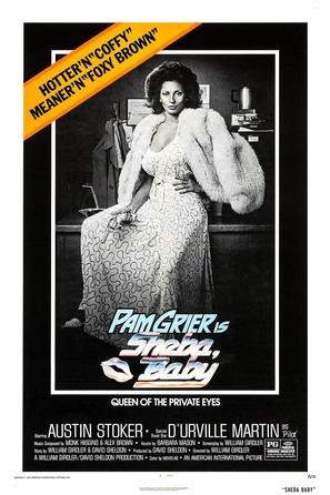 'Sheba, Baby' - Movie Poster (thumbnail)