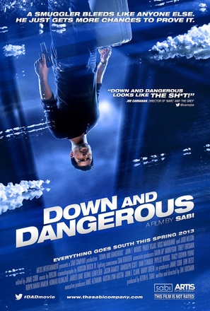 Down and Dangerous - Movie Poster (thumbnail)