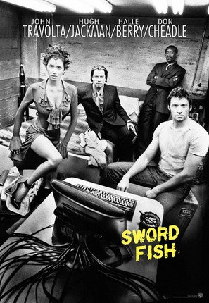 Swordfish - Movie Poster (thumbnail)