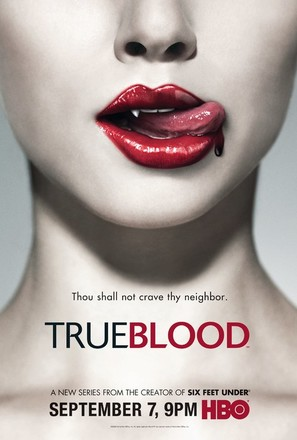 """True Blood"" - Movie Poster (thumbnail)"