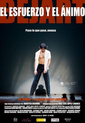 El esfuerzo y el ánimo - Spanish Movie Poster (thumbnail)