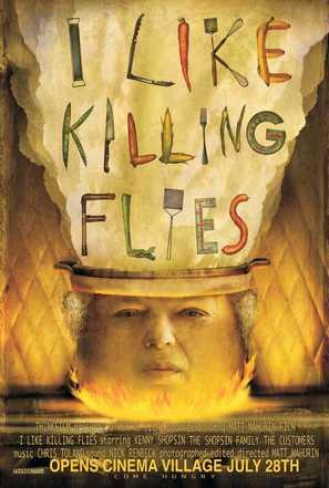 I Like Killing Flies - Movie Poster (thumbnail)