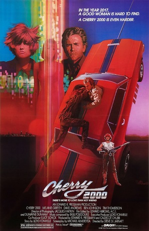 Cherry 2000 - Movie Poster (thumbnail)