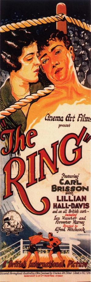 The Ring - British Movie Poster (thumbnail)