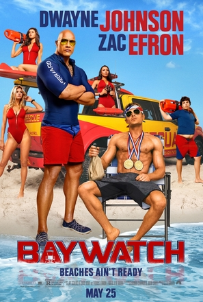 Baywatch - Movie Poster (thumbnail)