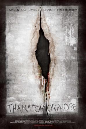Thanatomorphose - Canadian Movie Poster (thumbnail)