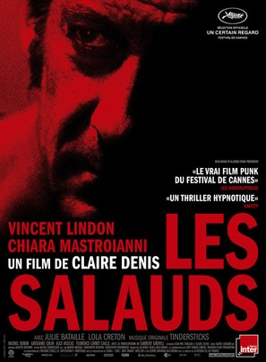 Les salauds - French Movie Poster (thumbnail)