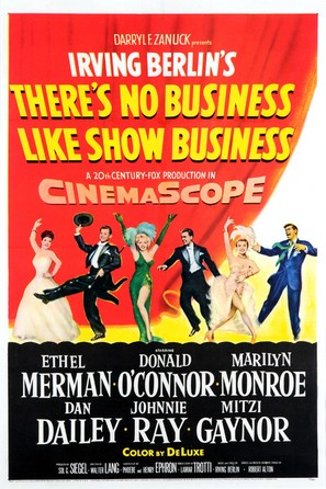 There's No Business Like Show Business - Movie Poster (thumbnail)