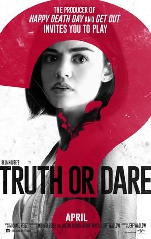 Truth or Dare - Movie Poster (thumbnail)