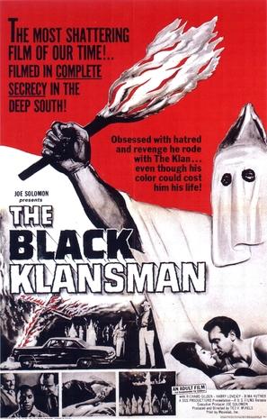 The Black Klansman - Movie Poster (thumbnail)