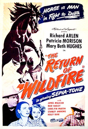The Return of Wildfire - Movie Poster (thumbnail)