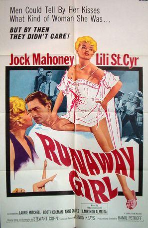 Runaway Girl - Movie Poster (thumbnail)
