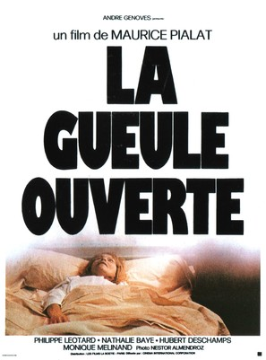 Gueule ouverte, La - French Movie Poster (thumbnail)
