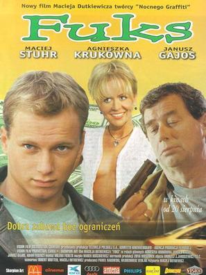Fuks - Polish poster (thumbnail)