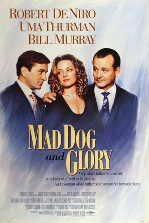 Mad Dog and Glory - Movie Poster (thumbnail)