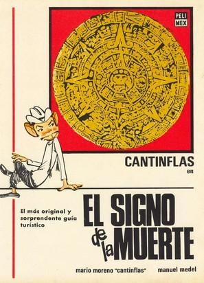 Signo de la muerte, El - Mexican Movie Poster (thumbnail)