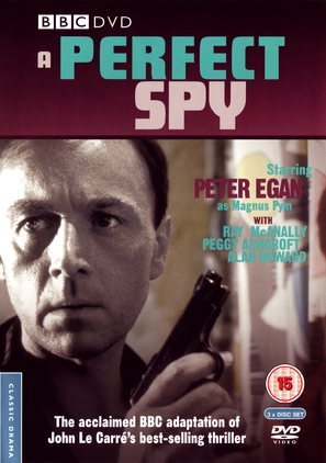 A Perfect Spy - British DVD movie cover (thumbnail)