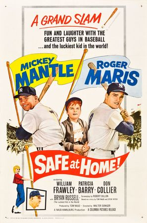 Safe at Home! - Movie Poster (thumbnail)