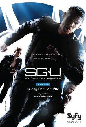 """""""Stargate Universe"""" - Movie Poster (thumbnail)"""