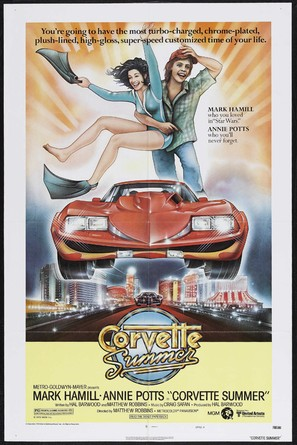 Corvette Summer - Movie Poster (thumbnail)