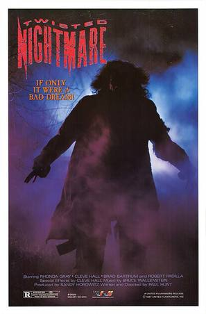 Twisted Nightmare - Movie Poster (thumbnail)