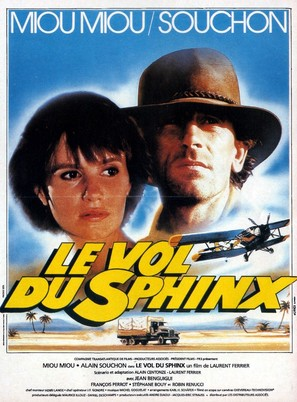 Le vol du Sphinx - French Movie Poster (thumbnail)