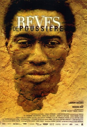 Rêves de poussiére - French Movie Poster (thumbnail)