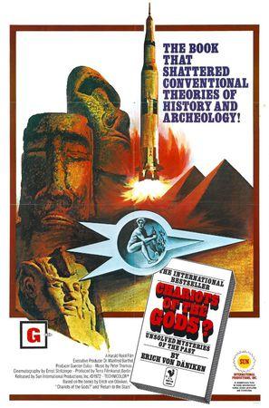 Erinnerungen an die Zukunft - Movie Poster (thumbnail)