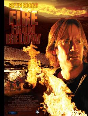 Fire from Below - Movie Poster (thumbnail)