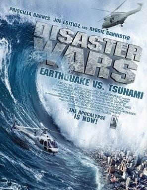 Disaster Wars: Earthquake vs. Tsunami - Movie Poster (thumbnail)